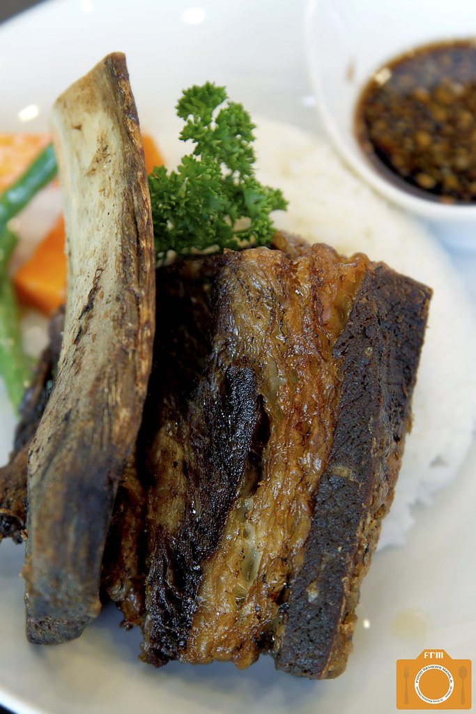 Malcolm's Deli Crispy Fried Beef Ribs