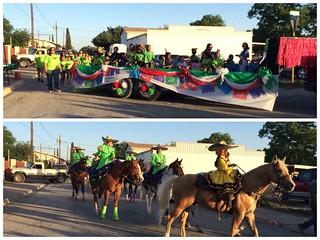 Conmemoración de la Batalla de Puebla en el Consulado de México en Del Río