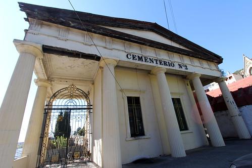 valparaiso architecture 03- cemetery no 2