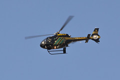 Santa Clara County Sheriff Eurocopter EC-120B (N621LS) over Sunnyvale, California
