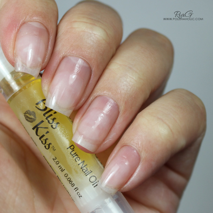 Nail growing – Ria G – Beauty Blog