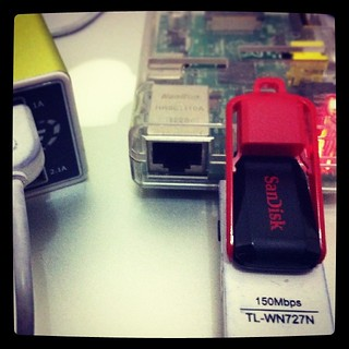 Mobile NAS [Raspberry Pi hack] by aqila_rifti, on Flickr