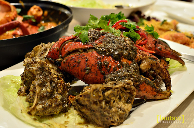 Jumbo Seafood - Black Pepper Crab