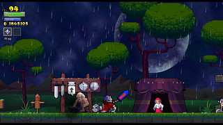 Rogue Legacy on PS4, PS3, PS Vita