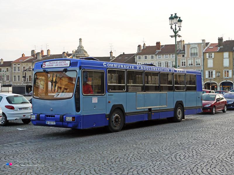 transport mobilit urbaine afficher le sujet bastia transports urbains. Black Bedroom Furniture Sets. Home Design Ideas