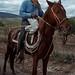 Vaquero - Cowboy; camino hacia Milpillas de la Sierra, al sur de Jiménez de Teul, Zacatecas, Mexico por Lon&Queta