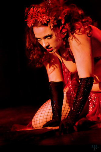 Sinner Saint Burlesque