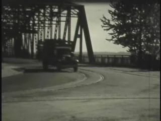 Interstate Bridge Historical Footage