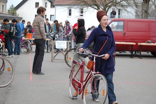 Spring bike market