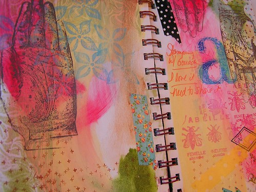 Art Journal Gouache