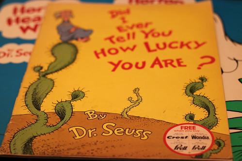 Dr. Seuss finds