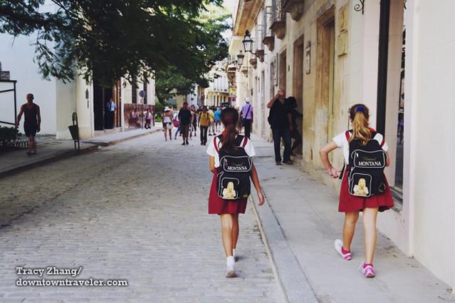 Old Havana Cuba Street Scene 10