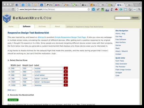 ResponsiveDesignTestBookmarklet