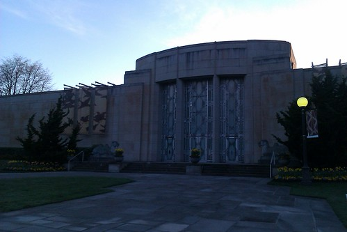 Se attle Asian Art Museum by christopher575