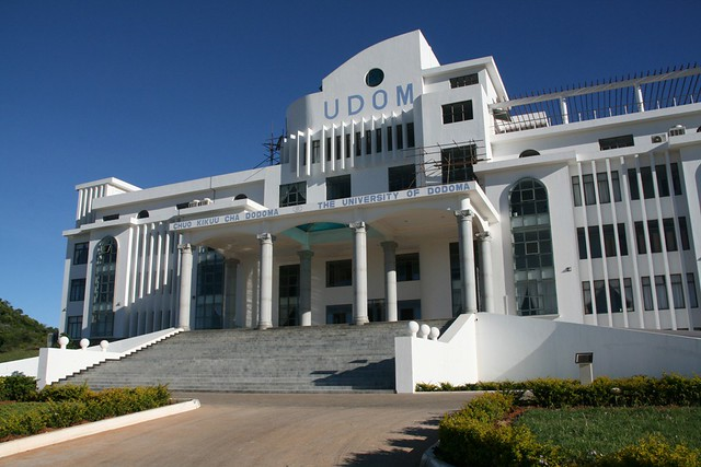 University of Dodoma - Admin Building