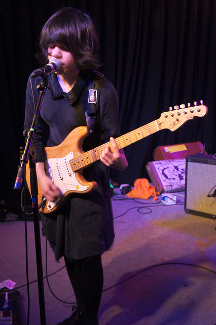 Screaming Females, Marquis Theater, Denver 4/15/12