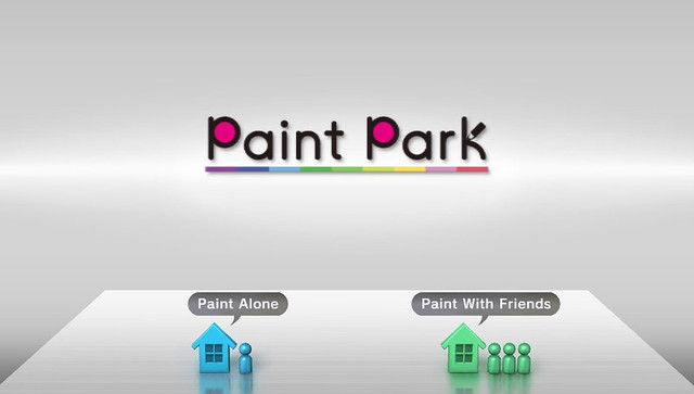 Paint Park Coming to PS Vita for Free