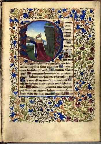 015-Book of Hours -GKS 1610 4º-Det Kongelige Bibliotek