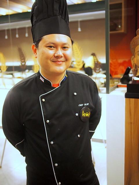 Chef Blue