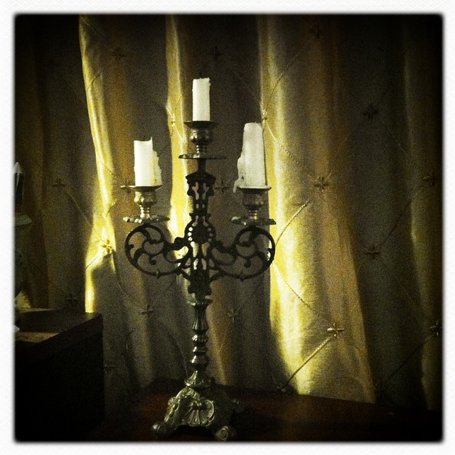 Gothic Candle Holder  Flickr - Photo Sharing!