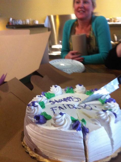 cake day 3