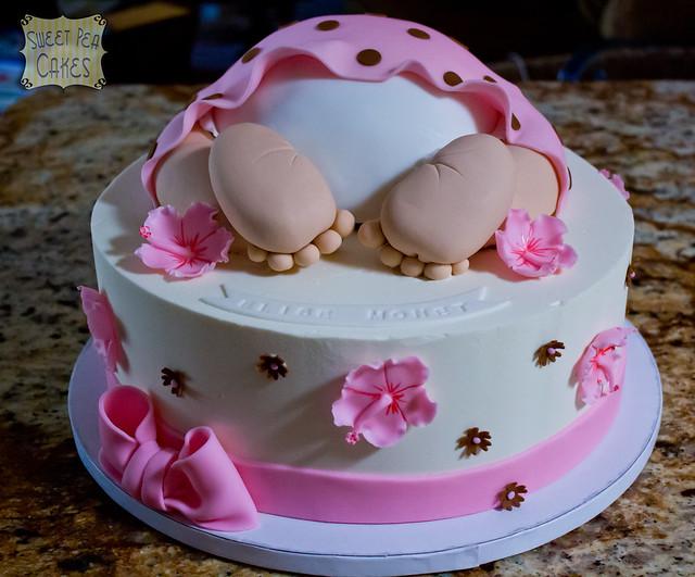 Baby Bum Cake Recipe