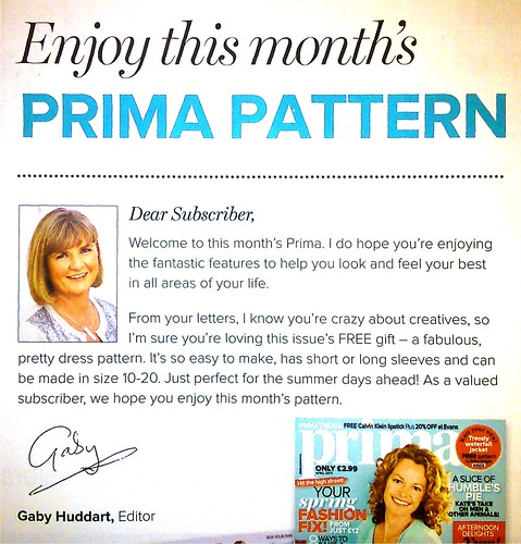 Prima Magazine - Pattern, May 2014 (05)