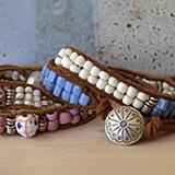 Harmonies Wrap Bracelet