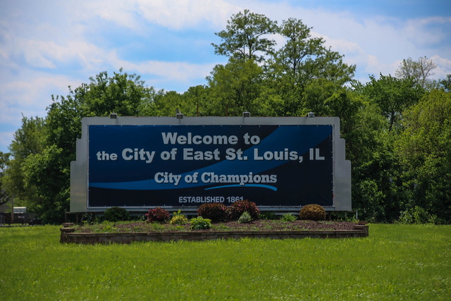 Welcome to the City of East St. Louis, IL - City of Champions