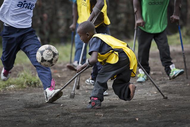 soccer launching machine