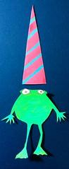 Celebratory Bullfrog
