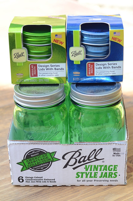 Ball Colored Lids and Heritage Spring Green Mason Jar Giveaway!-2993.jpg