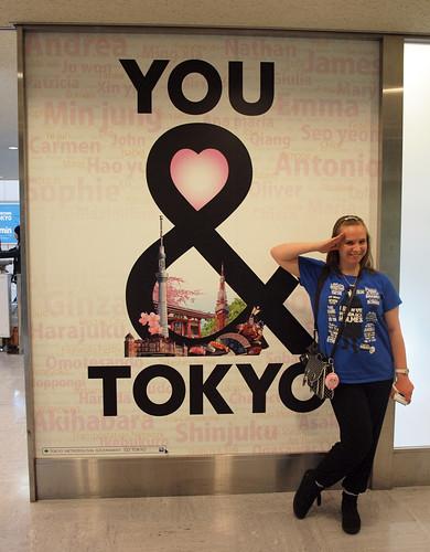 You & Tokyo