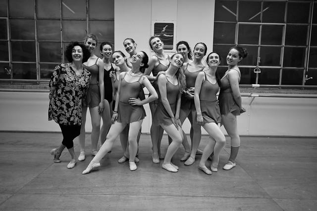 Ballerinas'14