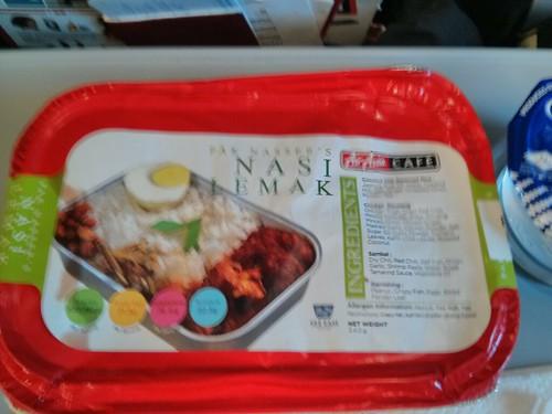 nasi lemak sir asia