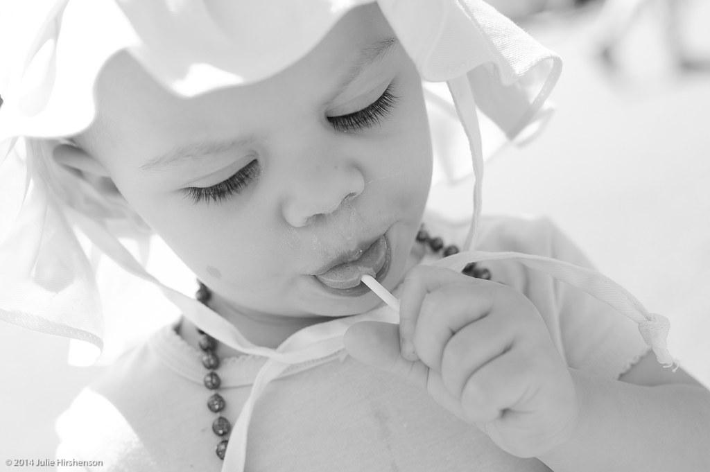 Audrey & Lollipop