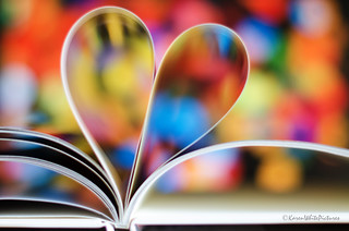 heart, book & bokeh 23/52