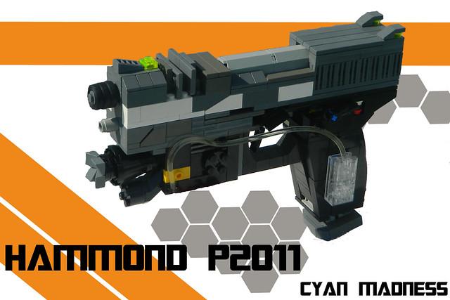 Lego Titanfall Hammond P2011 lifesize
