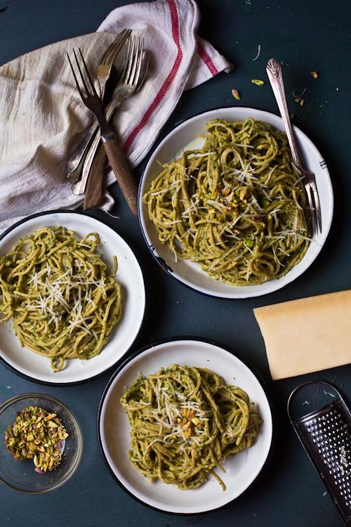 Healthy Green Pasta