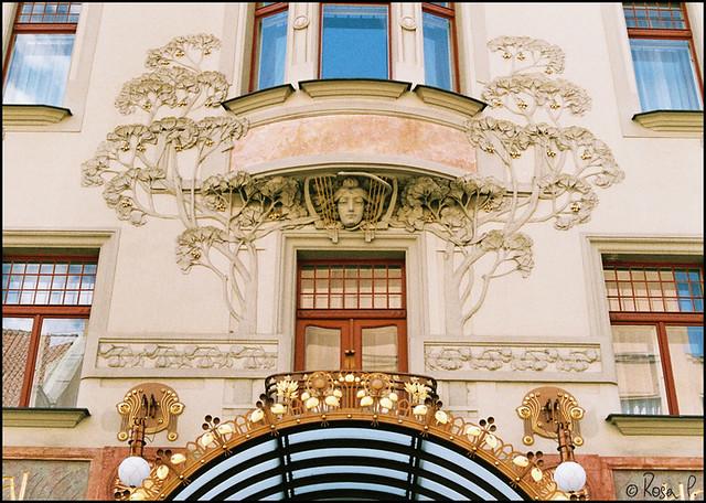 Prague - Art Nouveau