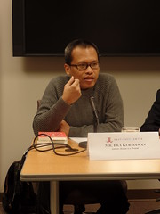 Mr. Eka Kurniawan Author