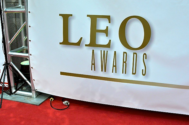 Leo Awards Red Carpet