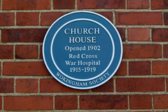 Photo of Blue plaque number 1740