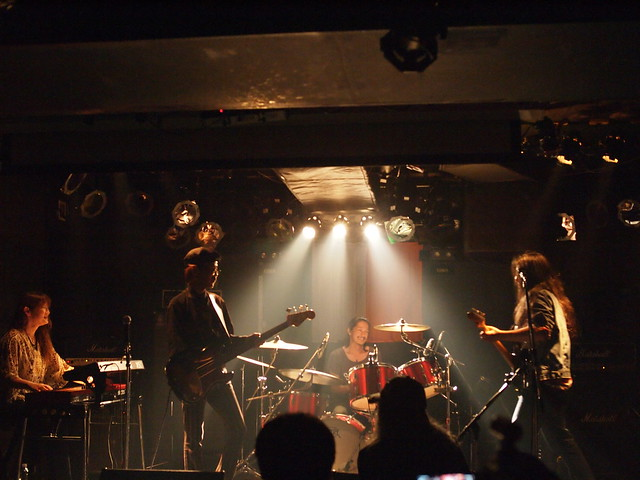 O.E. Gallagher live at Outbreak, Tokyo, 13 Jun 2011. 022