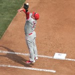 Ty Wigginton 1B #24 Philadelphia Phillies
