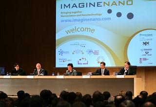 Inauguración de Imaginenano.