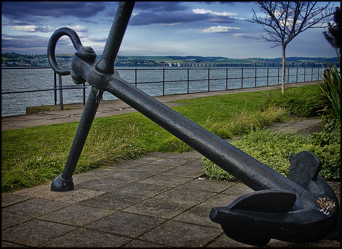 Anchor, Dundee Waterfront