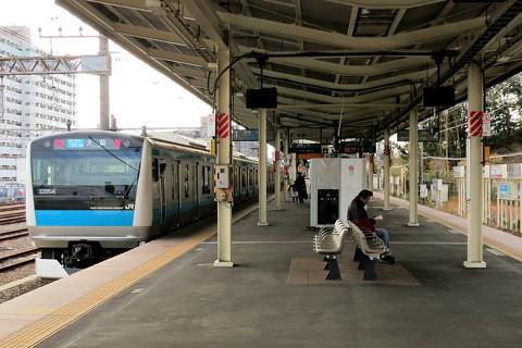 横浜線の電車が205系からE233系へ