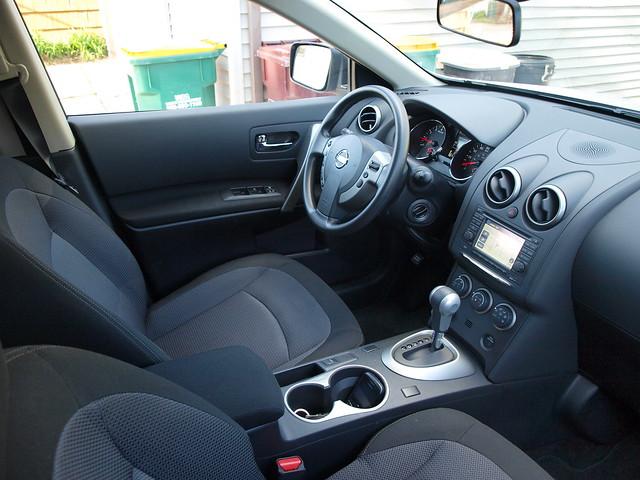 2012 Nissan Rogue 7