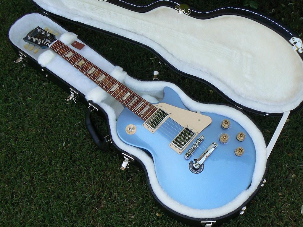 NGD 2012 (Pelham Blue) Studio - Guitars/Amps/Effects/Gear - Learn ...